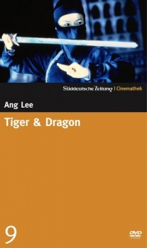 TIGER & DRAGON (Chow Yun Fat) DVD
