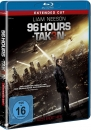96 HOURS - TAKEN 3 (Liam Neeson, Forest Whitaker) Blu-ray Disc