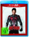 ANT-MAN (Paul Rudd) Blu-ray 3D + Blu-ray Disc