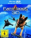 CATS & DOGS, DIE RACHE DER KITTY KAHLOHR (Blu-ray 3D + Blu-ray Disc)
