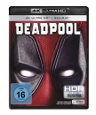 DEADPOOL (Ryan Reynolds) 4K Ultra HD + Blu-ray Disc