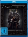 GAME OF THRONES, Staffel 1 (5 Blu-ray Discs)