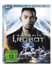 I, ROBOT (Will Smith, Bridget Moynahan) Blu-ray 3D + Blu-ray Disc