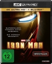 IRON MAN (Robert Downey Jr.) 4K Ultra HD + Blu-ray Disc