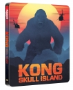 KONG: SKULL ISLAND (4K Ultra HD + Blu-ray Disc) Steelbook
