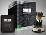 MEN IN BLACK 1-3 TRILOGIE, Ultimate Hero Pack (Blu-ray 3D, Steelbook + Figur)