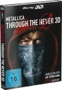 METALLICA: THROUGH THE NEVER 3D (Blu-ray 3D + Blu-ray Disc)
