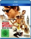 MISSION: IMPOSSIBLE, ROGUE NATION (Tom Cruise) Blu-ray Disc
