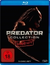 PREDATOR COLLECTION uncut (3 Blu-ray Discs)