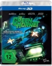 THE GREEN HORNET (Seth Rogen, Christoph Waltz) Blu-ray 3D