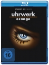 UHRWERK ORANGE (Malcolm McDowell) Blu-ray Disc