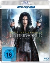UNDERWORLD AWAKENING (Kate Beckinsale) Blu-ray 3D