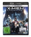 X-MEN: APOCALYPSE (James McAvoy) 4K Ultra HD + Blu-ray Disc