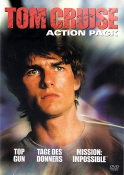 TOM CRUISE ACTION PACK (3 DVDs)